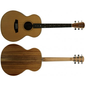 COLE CLARK – ANGEL 2 – CEDAR/BLACKWOOD GRAND AUDITORIUM GUITAR