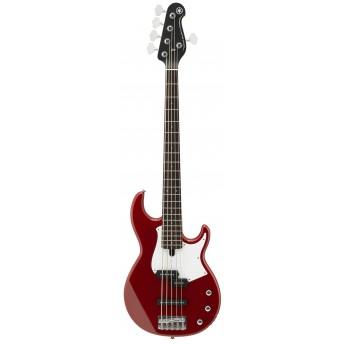 YAMAHA – BB235 – 5 STRING ELECTRIC BASS GUITAR – RASPBERRY RED