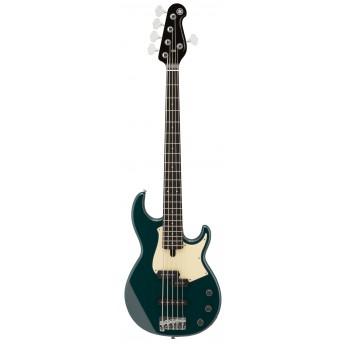 YAMAHA – BB435 – 5 STRING ELECTRIC BASS GUITAR – TEAL BLUE