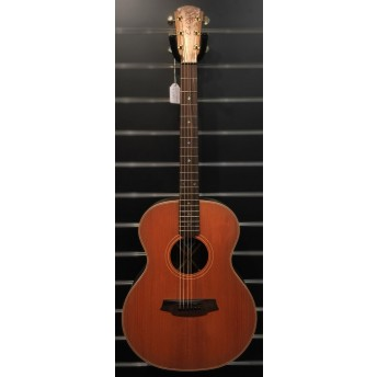 COLE CLARK – ANGEL 2 – REDWOOD/ROSEWOOD GRAND AUDITORIUM GUITAR
