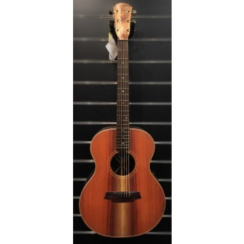COLE CLARK – ANGEL 2 LEFT-HANDED – QLD MAPLE/AUSTRALIAN REDWOOD GRAND AUDITORIUM GUITAR