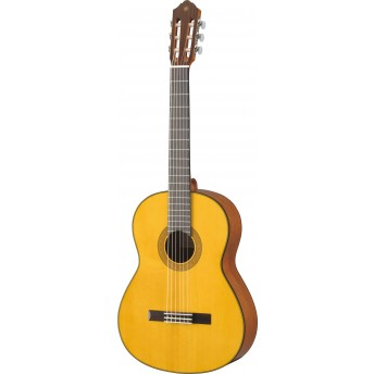 YAMAHA – CG142 – SPRUCE TOP CLASSICAL GUITAR – GLOSS FINISH