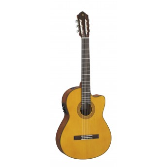 YAMAHA – CGX122 – CLASSICAL GUITAR WITH A.R.T. PICKUP
