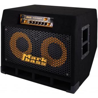 """MARK BASS – CMD 102P – 500W 2X10"""" BASS AMPLIFIER COMBO"""