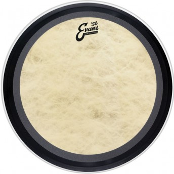 """Evans BD16EMADCT EMAD Calftone Bass Drum Head Skin 16"""""""