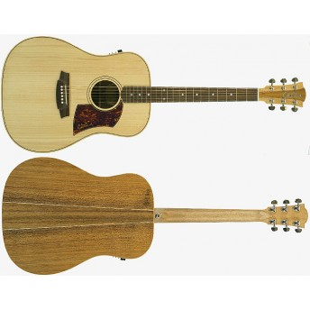 COLE CLARK – FAT LADY 2 – BUNYA/BLACKWOOD DREADNOUGHT GUITAR