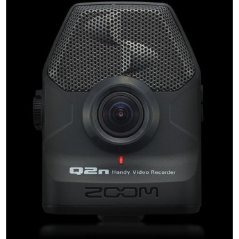 ZOOM – Q2N – HANDY VIDEO RECORDER – BLACK