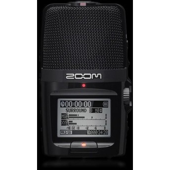 ZOOM – H2N – HANDY RECORDER W/ 5 BUILT IN MICS