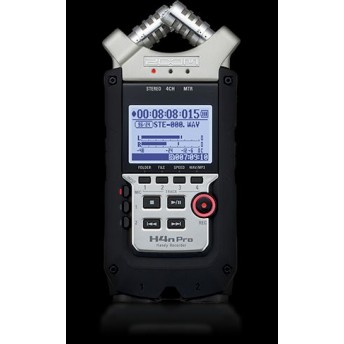 ZOOM – H4NPRO – 4 TRACK DIGITAL RECORDER
