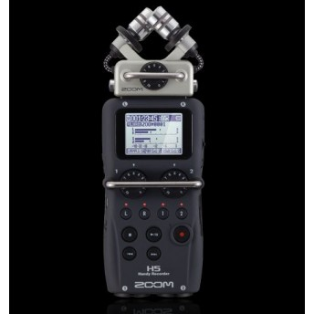 ZOOM – H5 – HANDY RECORDER