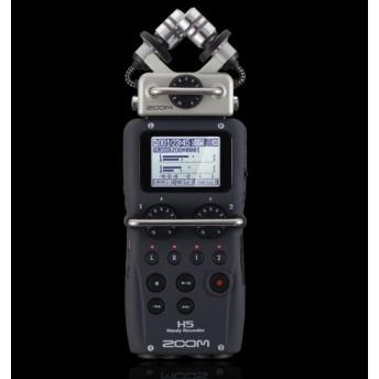 ZOOM – H5 – HANDY RECORDER