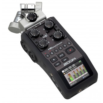 ZOOM – H6 – DIGITAL RECORDER