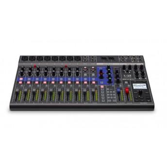 ZOOM – LIVETRAK L-12 – DIGITAL MIXER & RECORDER