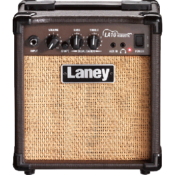 LANEY – LA10 – 10W ACOUSTIC AMPLIFIER COMBO