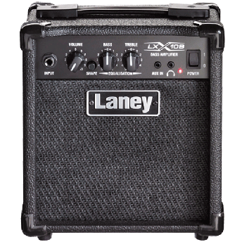 Laney LX10B LX Bass 10W Combo Amplifier