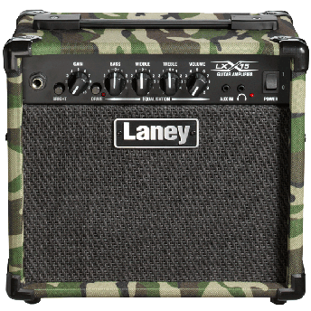 LANEY – LX15 – 15W PRACTISE AMPLIFIER COMBO