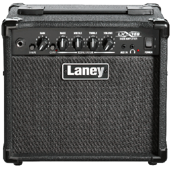 Laney LX15B LX Bass 15W Combo Amplifier