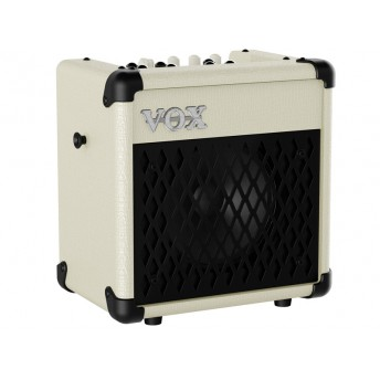 "VOX – MINI5 RHYTHM 5W 1X6.5"" GUITAR AMPLIFIER COMBO – IVORY"