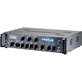 Laney NEXUS-SL 1000W Bass Rackmount Amplifier Head