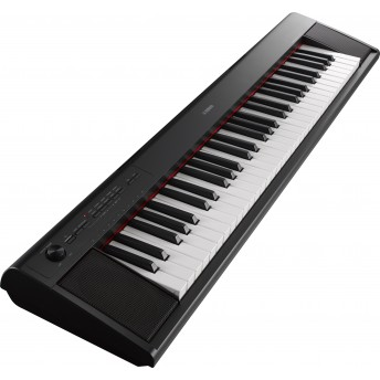 YAMAHA – NP-12 – PIAGGERO 61-KEY PORTABLE KEYBOARD