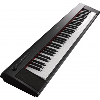 YAMAHA – NP-36 – PIAGGERO 76-KEY PORTABLE KEYBOARD