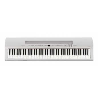 YAMAHA – P-255 – 88-KEY WHITE DIGITAL PIANO