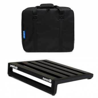 PEDALTRAIN – N18-SC – NOVA 18 PEDALBOARD WITH SOFT CASE