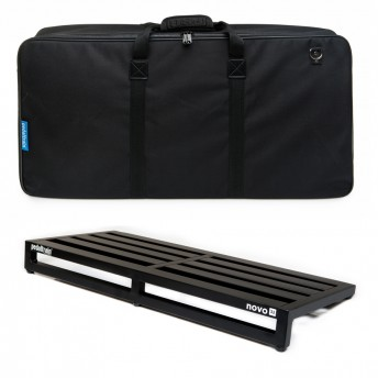PEDALTRAIN – N32-SC – NOVO 32 PEDALBOARD WITH SOFT CASE