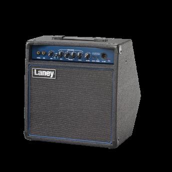 """Laney RB2 Richter Bass 30W 1X10"""" Kickback Bass Amplifier Combo"""