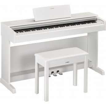 YAMAHA – YDP-143 – ARIUS DIGITAL PIANO – WHITE
