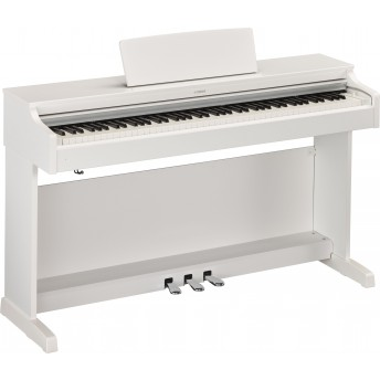 YAMAHA – YDP-163 – ARIUS DIGITAL PIANO – WHITE