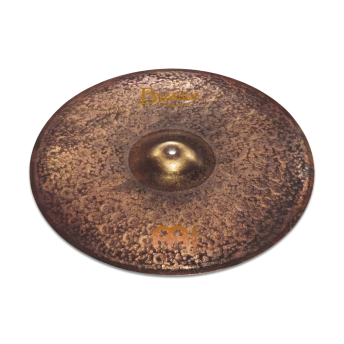 """Meinl Byzance Extra Dry Mike Johnston Signature Transition Ride 21"""" Cymbal"""