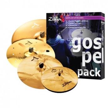 Zildjian AC0801G A Custom Gospel Cymbal Set