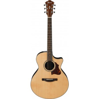Ibanez AE900 NT Acoustic Electric Guitar Natural High Gloss 2019