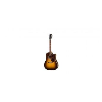 Gibson J-45 Walnut AG Acoustic Guitar Walnut Burst