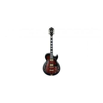 Ibanez AG95QA DBS Artcore Hollowbody Guitar