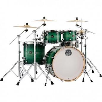 Mapex Armory 5 Piece Rock Drum Kit Shell Set - Emerald Burst Finish