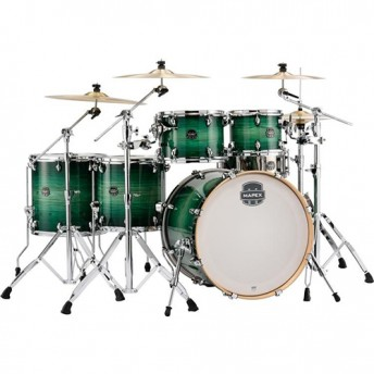 MAPEX – ARMORY 6-PIECE DRUM KIT SHELL PACK STUDIOEASE FAST SIZES – EMERALD BURST