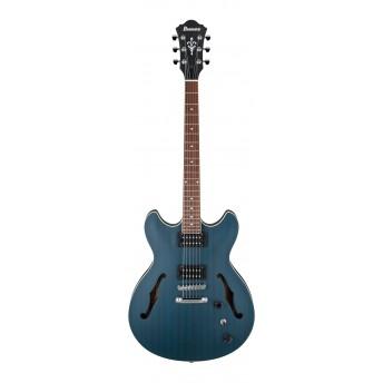 Ibanez Artcore AS53 TBF Electric Guitar Transparent Blue Flat 2019