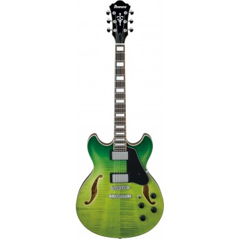 Ibanez Artcore AS73FM GVG Electric Guitar Green Valley Gradation 2019