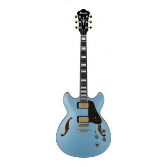 Ibanez Artcore AS83 STE Electric Guitar Steel Blue 2019