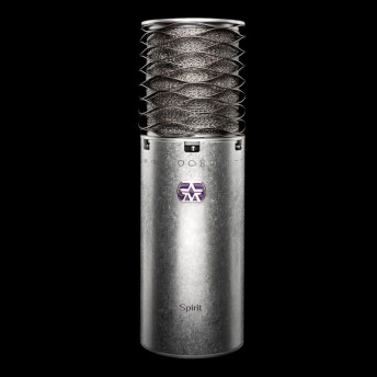 Aston Spirit Switchable Pattern Omni Cardioid & Figure 8 Condenser Microphone