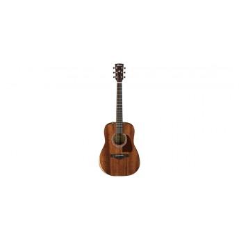 Ibanez AW54JR OPN Acoustic Guitar in Padded Bag
