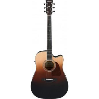 Ibanez AW80CE BLG Acoustic Guitar Brown Ale Gradation 2019