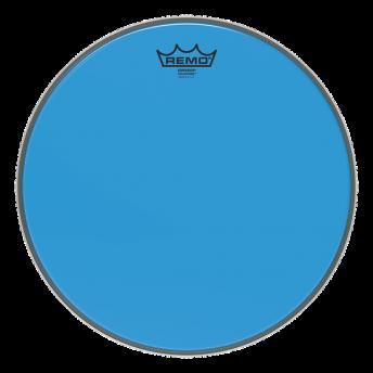 """Remo BE-0313-CT-BU 13"""" Colortone Emperor Blue Drum Head Skin"""