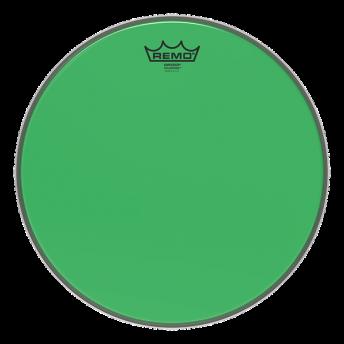 """Remo BE-0310-CT-GN 10"""" Colortone Emperor Green Drum Head Skin"""