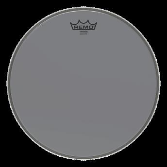 "Remo BE-0310-CT-SM 10"" Colortone Emperor Smoke Drum Head Skin"