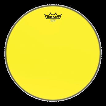 "Remo BE-0312-CT-YE 12"" Colortone Emperor Yellow Drum Head Skin"