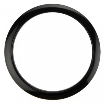 "BASS DRUM O – ""4 BLACK BD PORT HOLE"