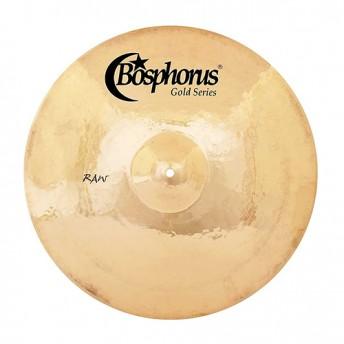 "Bosphorus 20"" Gold Raw Series Thin Ride Cymbal - BPGRAW20TR"